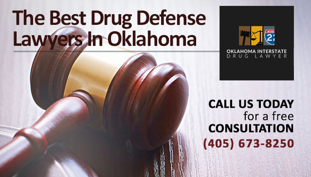 Were you charged with Drug trafficking in Oklahoma